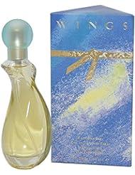 Wings by Giorgio Beverly Hills for Women, Eau De Toilette Spray, 3-Ounce