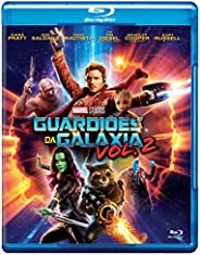Guardiões Da Galáxia Volume 2 [Blu-ray]