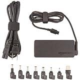 AmazonBasics Universal 65 Watt Ultrabook Charger (AC Power Adapter)