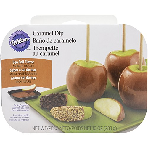 Wilton 1911-6000 Caramel Apple Dipping Tray, Assorted ()