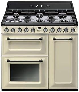 Smeg CC9GPX - Cocina (Independiente, Eléctrico, Gas, 220-240 ...