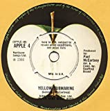 thingumybob / yellow submarine 45 rpm single