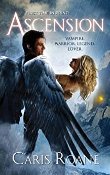 Ascension: Book 1 of The Guardians of Ascension Paranormal Romance Trilogy by [Roane, Caris]