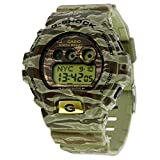 Casio G-Shock Camouflage Digital Dial Multi Quartz Men's Watch GDX6900TC-5