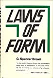 Laws of Form, G. Spencer Brown, 0517527766