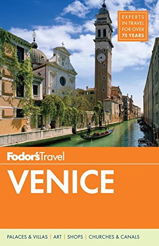 Fodor's Venice (Full-color Travel - Texas San In Marcos