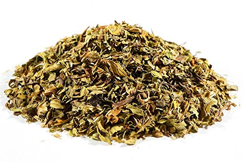 Beantown Tea & Spices - Lemon Mint Herbal Tea. Gourmet Loose Leaf Herbal Blend. Caffeine Free and 100% Natural. (4 oz.)