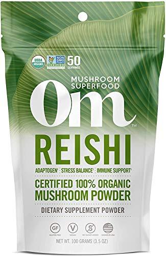 Om Organic Mushroom Nutrition