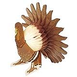 """13"""" Turkey Thanksgiving Centerpiece Decoration"""