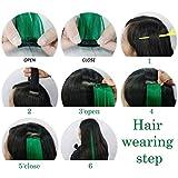 SARARHY Girls Hair Accessories 21inch Straight