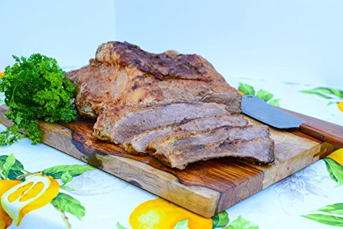 Harris Robinette Natural 100% Grass Fed Beef Brisket - Large and Flavorful Brisket - Made in the USA - 8 ()
