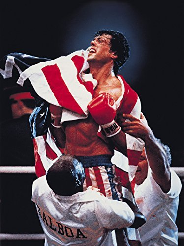 Rocky IV  Movie Poster 24x36 by Movie Poster