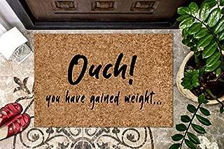 product image for Funny Humerous Coir Doormat Personalized Coir Doormat Gift Welcome Doormat Front Door Mat Funny Welcome Mat Funny Doormat Door Mat Housewarming Gift Cute Doormat Custom Doormat Outdoor/Indoor Mat