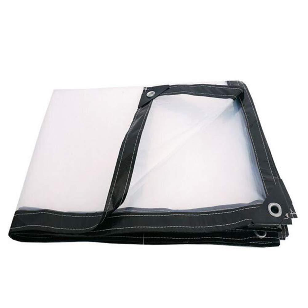 Dall telone Tarp Impermeabile Trasparente Lunga Vita Termico Isolamento 180g   M² (colore   Bianca, Dimensioni   3×5m)
