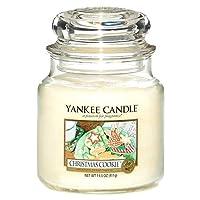 Yankee Candle Duftkerze im Glas, Duft Weihnachtsgebäck