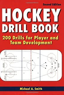 The Hockey Drill Book: Dave Lee Chambers: 9781492529019 ...