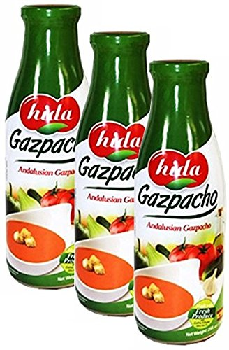 Andalusian Gazpacho. Imported from Spain Pack of 3