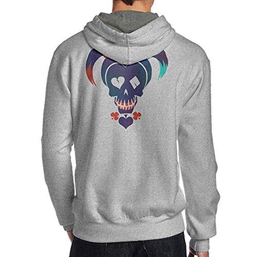 Suicide Squad Men's Band Of Skulls T-Shirt (Home Furnishings Toronto)