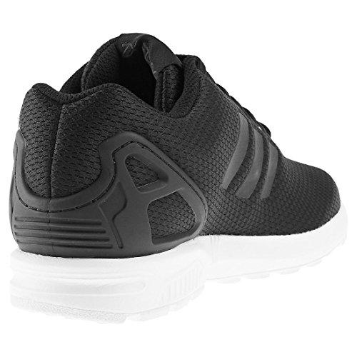 adidas hombre para Negro Zx Originals Flux Zapatillas qTyzAyw