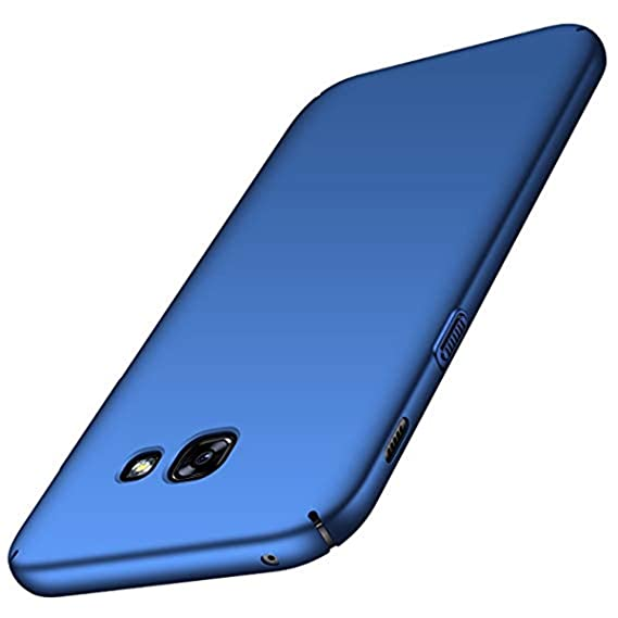 Carcasa Samsung Galaxy A5 2017, Galaxy A3 2017 Ultra Ligero Suave Sedoso PC Funda Protectora de teléfono Protective Case Cover para Samsung Galaxy A7 ...