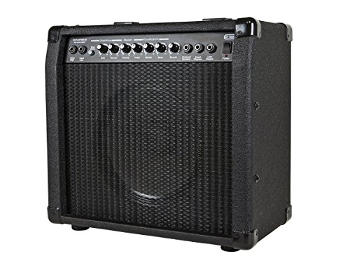 Monoprice 611800 40-Watt 1x10 Guitar Combo Amplifier with Spring Reverb