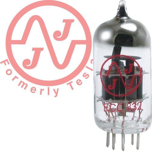 JJ 12DW7 / ECC832 Vacuum Tube by JJ Electronic
