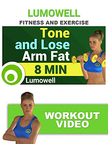 Fitness and Exercise: Tone and Lose Arm Fat - Dumbbells Video