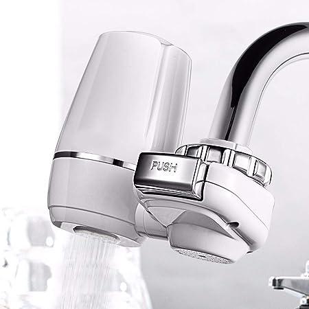 Pkfinrd Filtros de Agua for el hogar, cerámica Monte ablandador de ...