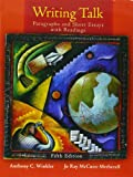 img - for Writing Talk: Paragraphs and Short Essays with Readings (with MyWritingLab Student Access Code Card) (5th Edition) book / textbook / text book
