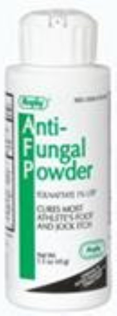 Rugby Tolnaftate Anti-Fungal Powder 45 g (Pack of 12)