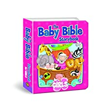 Baby Bible Storybook For Girls
