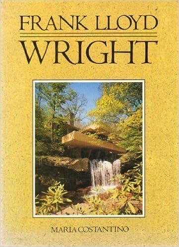 Znalezione obrazy dla zapytania Maria Costantino Frank Lloyd Wright