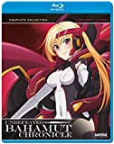 Undefeated Bahamut Chronicle complete collections contains episodes 1-12.From the charred pieces of the corrupt Arcadia Empire, a new kingdom arose. To protect itself from future foes, the Kingdom of Atismata established the Royal Knight Academy to t...
