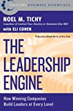 Leadership Engine, Noel M. Tichy and Eli B. Cohen, 0887309313
