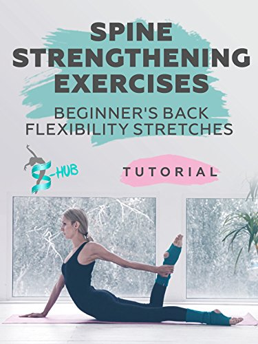 Spine Strengthening Exercises. Beginner's Back flexibility stretches.