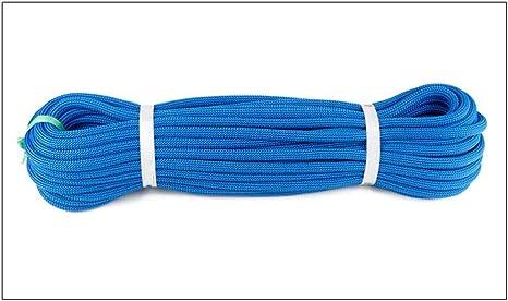 ZMHVOL Escalada al Aire Libre Cuerda Cuerda de 10,5 mm de ...