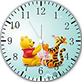 """Best IkEA clock - New Winnie the Pooh Wall Clock 10""""Nice Gift Review"""