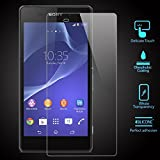 Ultra-thin Tempered Glass Film Screen Protector For Sony Xperia Z2