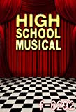 High School Musical Show 5x7ft Lfeey Vinyl Thin Folded Photography Background Backdrops Studio Photo Props 1.5(width)x2.2(height) Customized