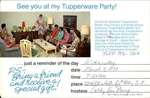 Tupperware party ideas