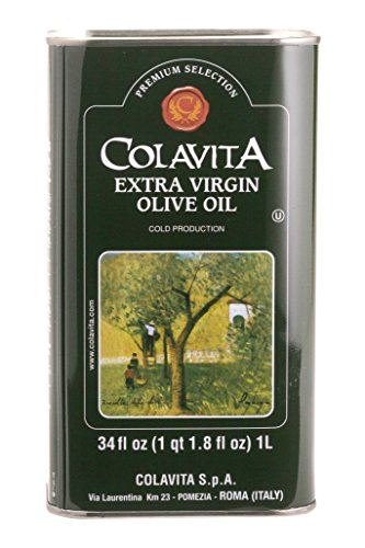 Colavita Extra Virgin Olive Oil, 34-Ounce Tins (Pack of 2) by Colavita (Image #8)