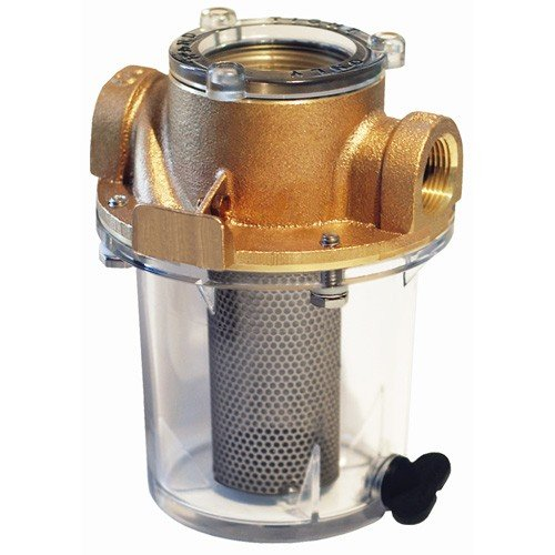 Strainer Groco Basket (Groco Intake Strainer with Filter Basket - 1