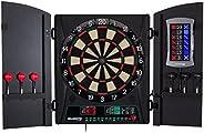 Arachnid Cricket Maxx 1.0 Electronic Dartboard Cabinet Set
