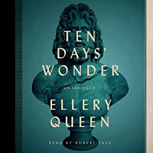 Ten Days' Wonder Audiobook