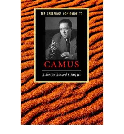 [ [ [ The Cambridge Companion to Camus[ THE CAMBRIDGE COMPANION TO CAMUS ] By Hughes, Edward J. ( Author )May-01-2007 Paperback pdf