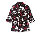 Star Wars Darth Vader Baby Boys Toddler Bathrobe Robe Pajamas (4t/5t)