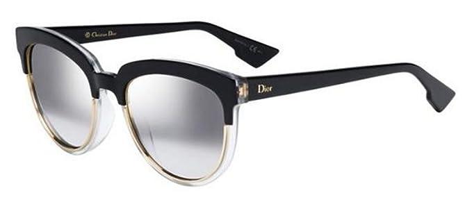 2d2f5ff7486f8 Amazon.com  Christian Dior Sight 1 S K4X 96 Black Crystal Light Grey ...