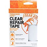 Gear Aid Tenacious Tape Ultra Strong Flexible Fabric Repair - Clear