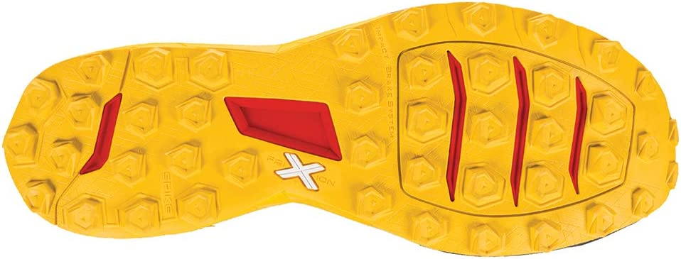 La Sportiva KAPTIVA Running Shoe Black/Yellow