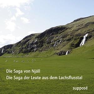 Die Saga von Njáll / Die Saga der Leute aus dem Lachsflusstal Hörbuch